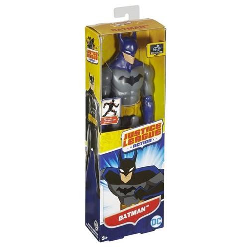 Boneco Articulado Batman FJG12 Mattel Cinza Cinza