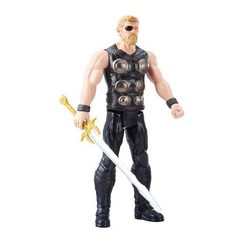 Boneco Avengers Infinity War - Titan Hero Series Thor - Hasbro