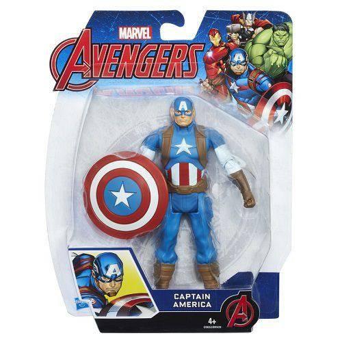 Boneco Avengers Marvel Capitao America Hasbro B9939 12040