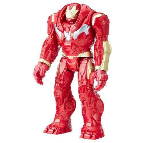 Boneco Avengers Titan Hero Hulk Buster - Hasbro