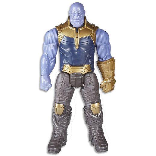 Boneco Avengers Titan Hero Power FX Thanos - Hasbro