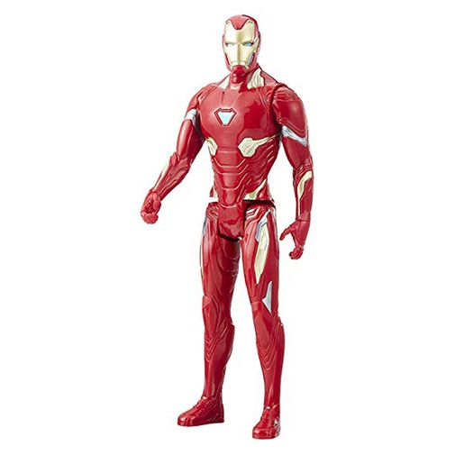 Boneco Avengers - Titan Hero Power - Homem de Ferro - Hasbro