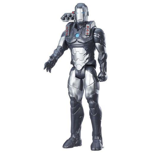 Boneco Avengers Titan War Machine - Hasbro