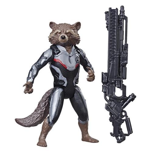 Boneco Basico Avengers Serie Titan Hero - Rocky Racum