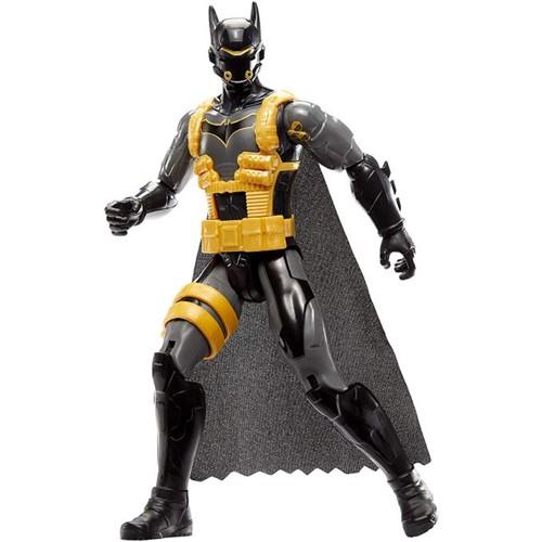 Boneco Batman Armadura Toxina - Batman Missions - Liga da Justiça 30cm Gck88 - MATTEL