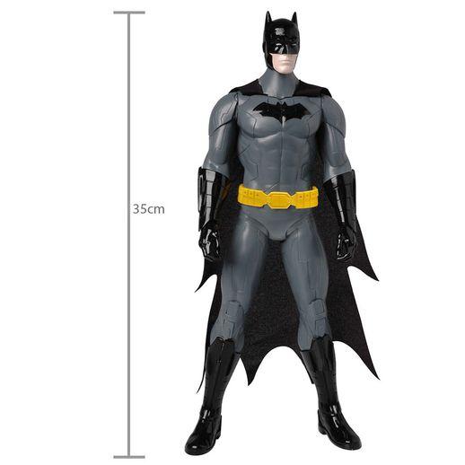 Boneco Batman com Frases 35cm - Candide