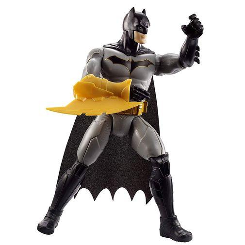 Boneco Batman Missions - Ataque com Discos - Mattel