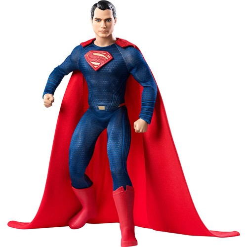 Boneco Batman Vs Superman - Superman MATTEL