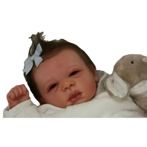 Boneco Bebe Reborn Jhonan 2 Autentica Molde Importado