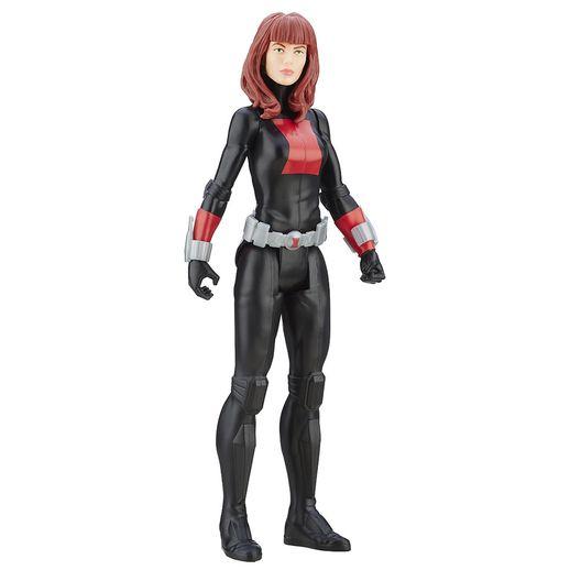 Boneco Black Widow Avengers Super Hero - Hasbro