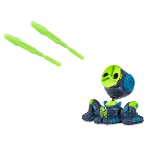 Boneco Blaster Pack Ready 2 Robot Candide Verde Verde