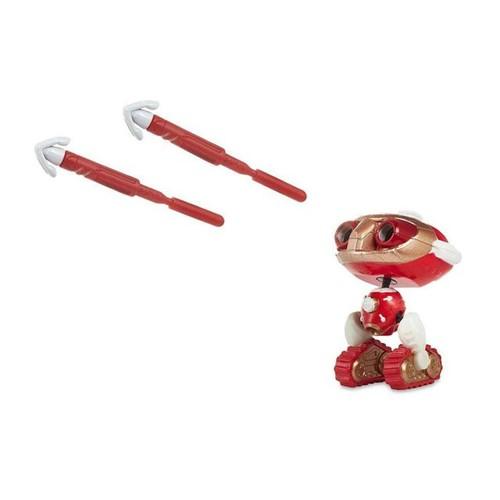Boneco Blaster Pack Ready 2 Robot Candide Vermelho Vermelho