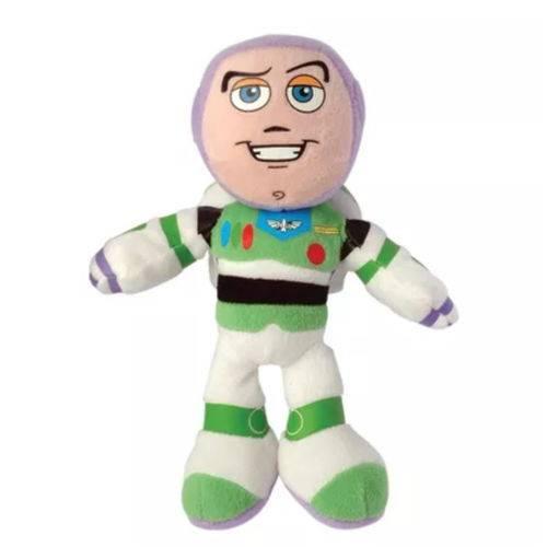 Boneco Buzz Lightyear Pelúcia Toy Story 31 Cm - Candide