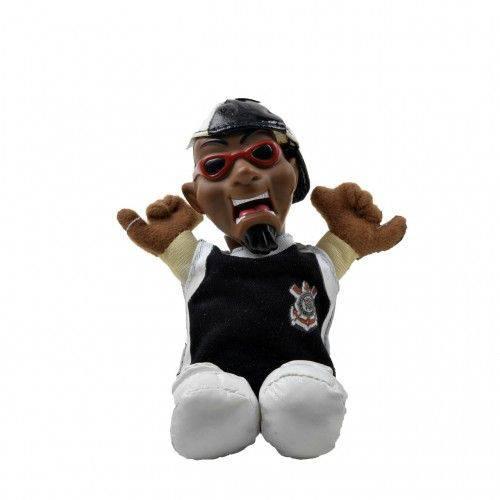 Boneco Chaveiro do Corinthians com Grito de Torcida