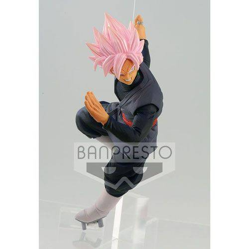 Boneco Colecionavel Action Figure - Dragon Ball Super - Goku Black Rose Special