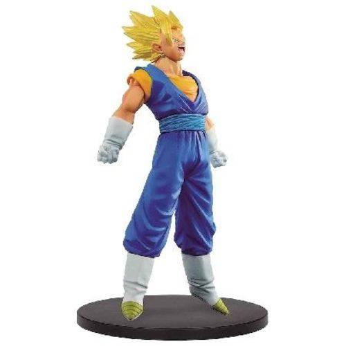 Boneco Colecionável Dragon Ball Super Dxf The Sup Warriors 4 Super Saiyan Vegito - Bandai Banpresto