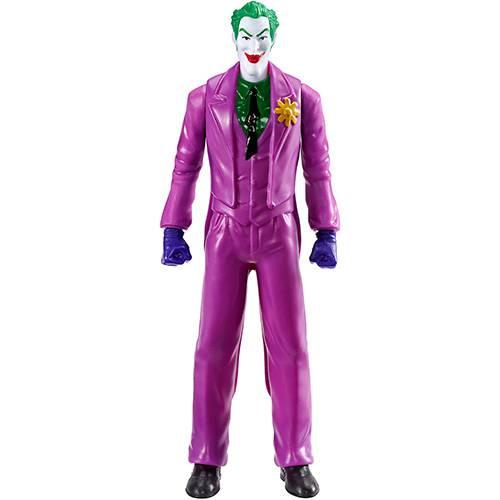 Boneco Coringa 15cm Clássico Batman DWV36/DWV41 - Mattel