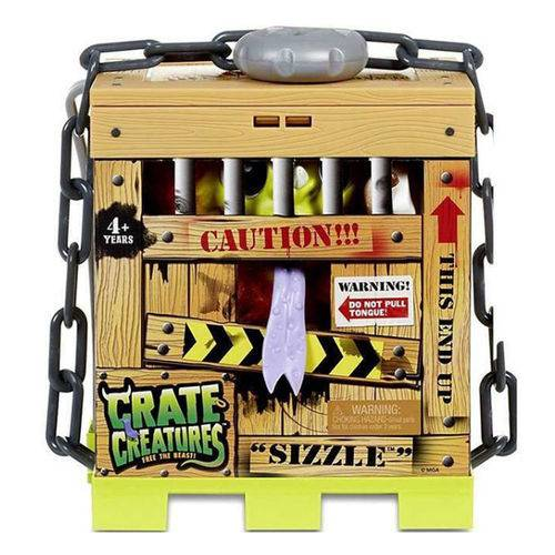 Boneco Crate Creatures Surprise - Sizzle - Candide