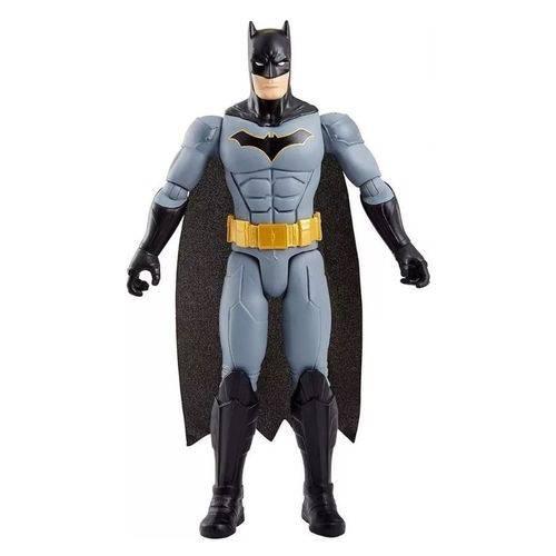 Boneco Dc Comics Batman 70 Armadura Cinza - Fvm69 - Mattel