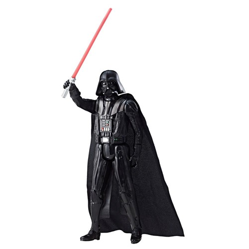 Boneco de 12 Polegadas - Star Wars - Episodio VIII - Darth Vader