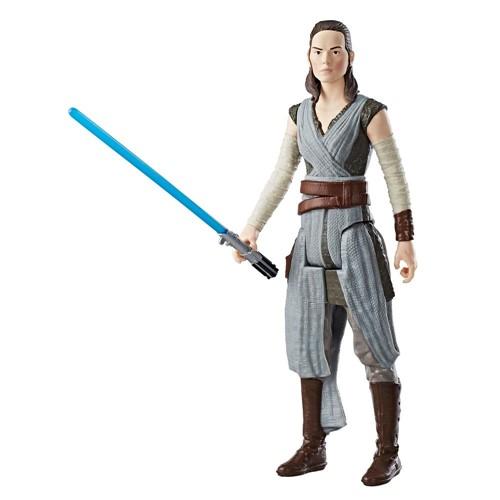 Boneco de 12 Polegadas - Star Wars - Episodio Viii - Rey