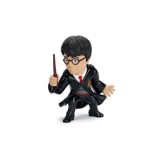 Boneco de Metal Harry Potter 10cm - Jada Toys - Dtc