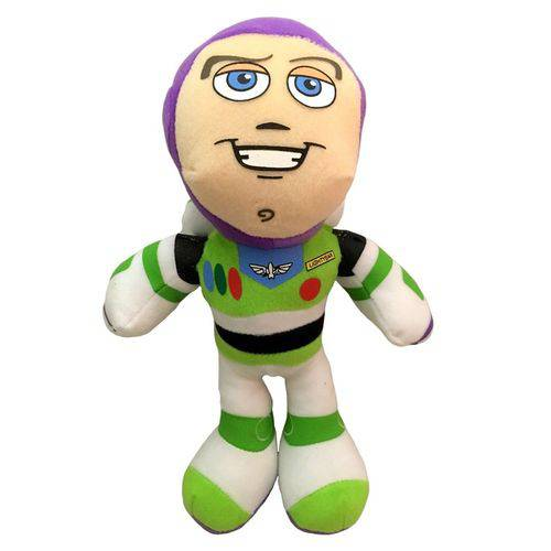 Boneco de Pelúcia Buzz Lightyear Toy Story Disney - Candide