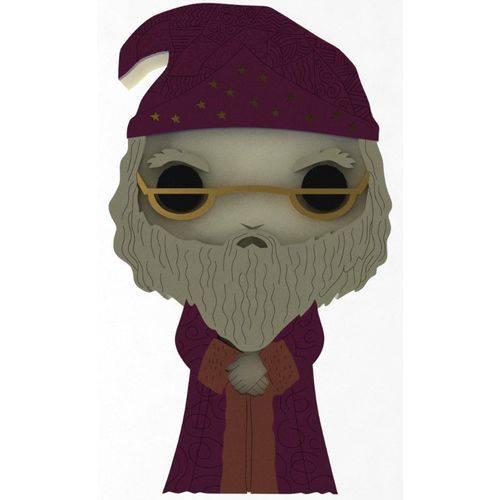 Boneco Dumbledore Harry Potter Mdf