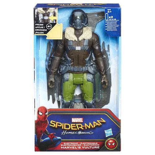 Boneco Eletrônico Homem-Aranha Abutre
