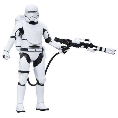 Boneco Figura Star Wars The Black Series - Flametrooper