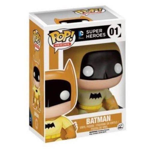 Boneco Funko Pop DC - Batman