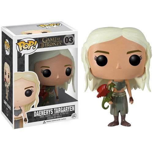 Boneco Funko Pop Game Of Thrones - Daenerys Targaryen 03