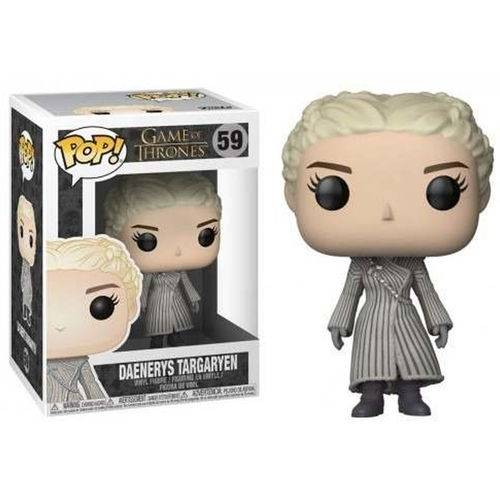 Boneco Funko Pop Game Of Thrones - Daenerys Targaryen 59