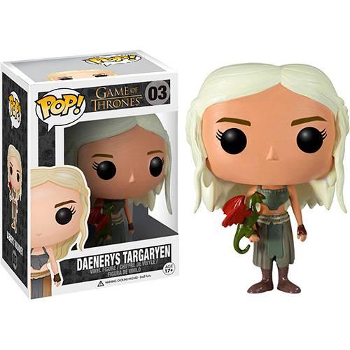 Boneco Funko Pop Game Of Thrones Daenerys Targaryen