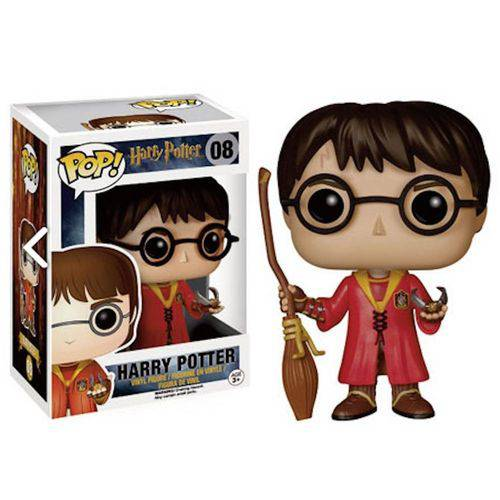 Boneco Funko Pop Harry Potter Quadribol
