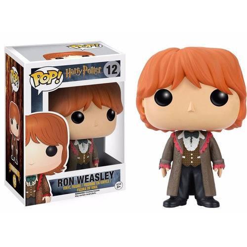 Boneco Funko Pop Harry Potter - Ron Weasley 12