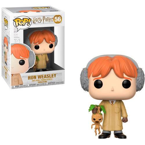 Boneco Funko Pop Harry Potter - Ron Weasley 56