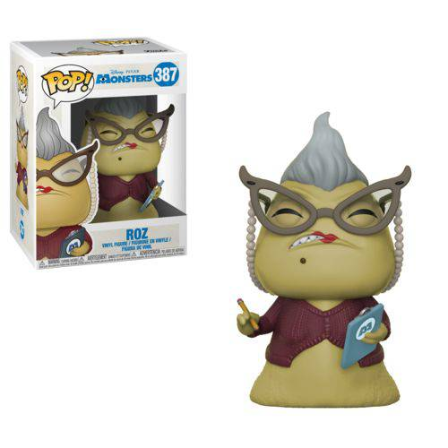 Boneco Funko POP - Roz 387 - Disney Pixar Monsters