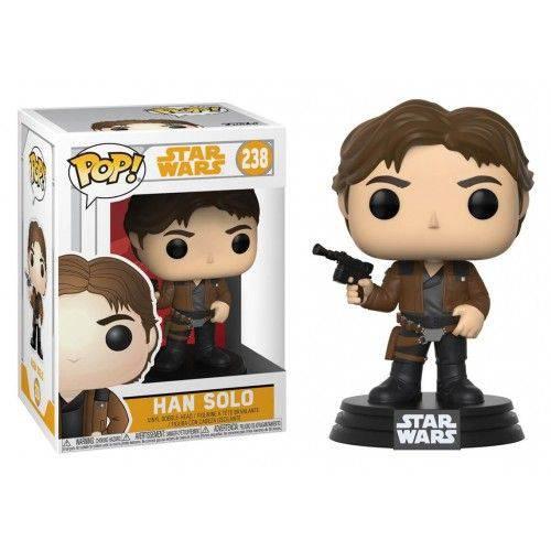 Boneco Funko Pop Star Wars Han Solo 238
