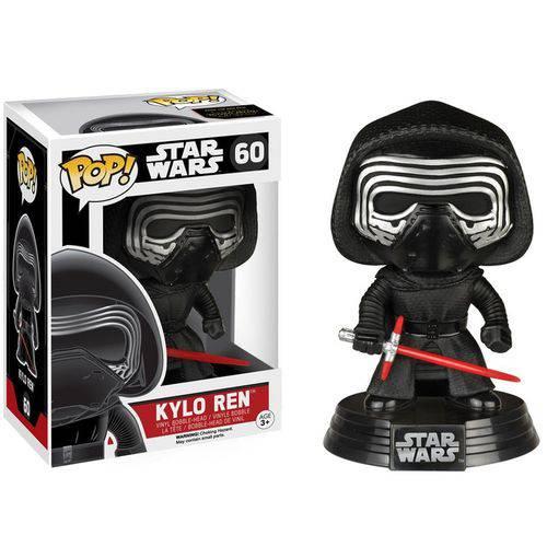 Boneco Funko Pop Star Wars - Kylo Ren