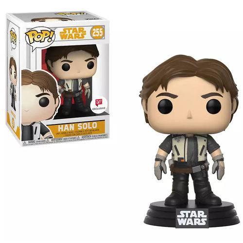 Boneco Funko Pop - Star Wars Solo Han Solo 255