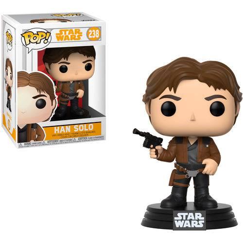 Boneco Funko Pop Star Wars Solo - Han Solo