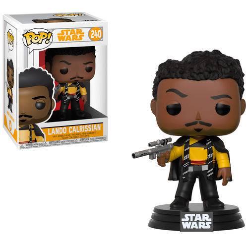 Boneco Funko Pop Star Wars Solo - Lando Calrissian