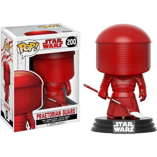 Boneco Funko Pop Star Wars The Last Jedi - Praetorian Guard 200