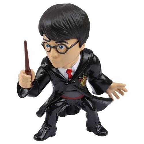Boneco Harry Potter Ano 1 Metal 4555 DTC Preto