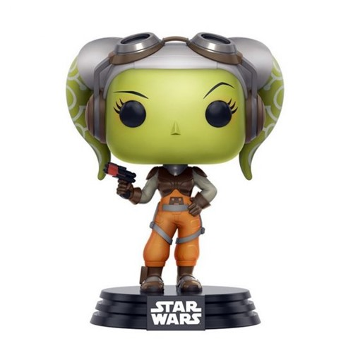 Boneco Hera - Star Wars Rebels - Pop! 136 - Funko