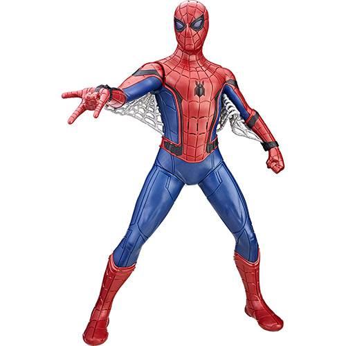 """Boneco Homem-Aranha 16"""" Eletrônico - Hasbro"""
