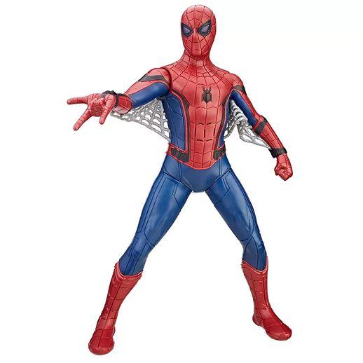 Boneco Homem Aranha 38cm Eletrônico - Hasbro