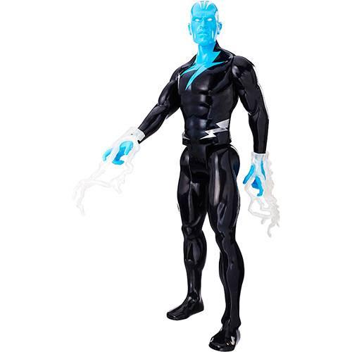 Boneco Homem-Aranha Titan Hero Vilões - Marvel's Electro B9707/C0010 - Hasbro