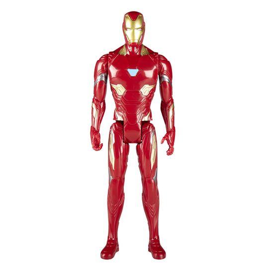 Boneco Homem de Ferro Avengers Infinity War - Titan Hero Series